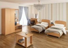 Производство мебели для гостиниц