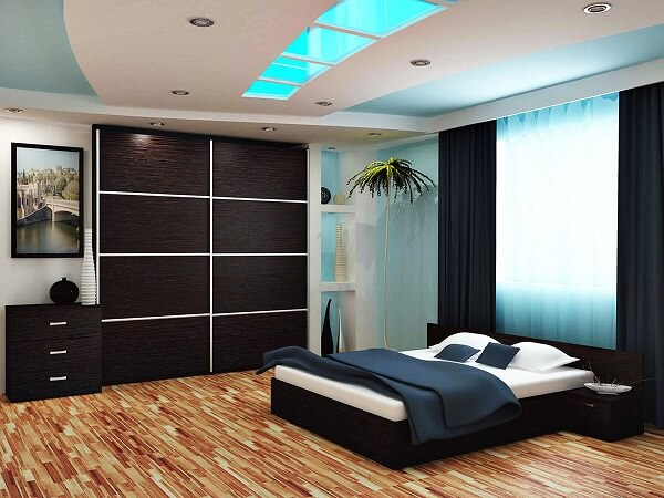 Мебель для гостиниц темного цвета на заказ