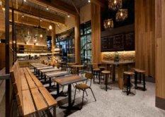 Производство мебели для ресторанов, кафе, баров