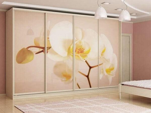 Шкаф Цветы